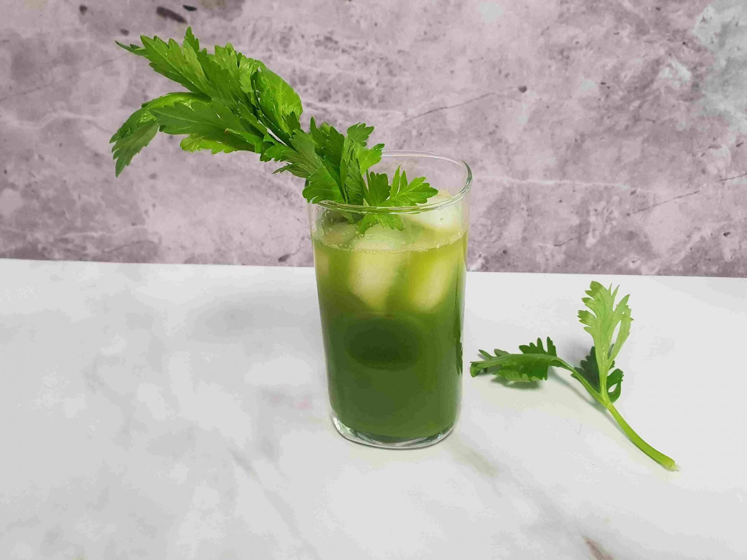 The EZ-Celery Juice Recipe